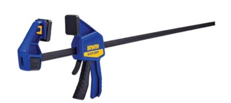 Irwin Quik-Grip clamp