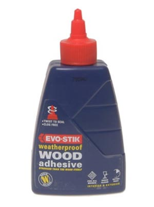 Evo-stik wood glue