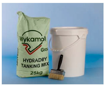 Wykamol Hydradry tanking mix