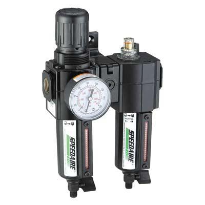 Filter, regulator and lubricator