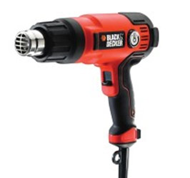 A 2,000 Watt Heat Gun from Black & Decker