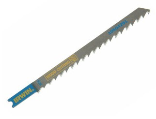 Screw and clamp type jigsaw blade