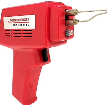 Industrial soldering gun