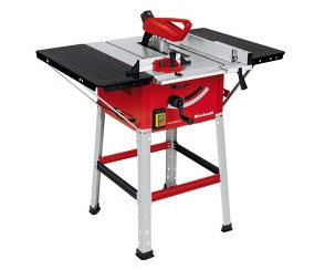Free standing table saw