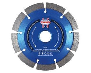 Diamond mortar raking disc