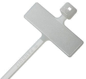 Cable tie with marker