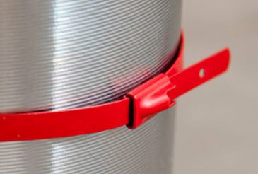 A Steel Cable Tie