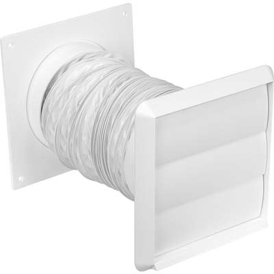 Through the wall vent kit