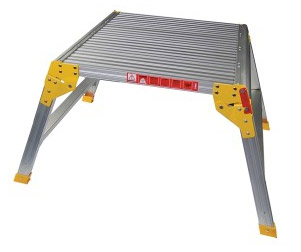 Hop up platform for reaching heigh areas