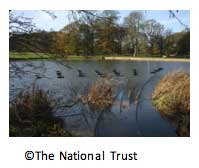 National Trust lake