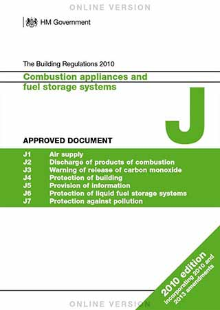 Building Regulations Document J