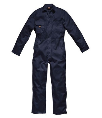 Dickies navy boiler suit