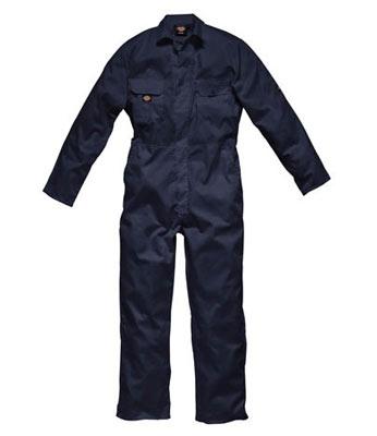 Dickies navy boiler suit