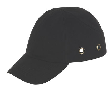 Black bump cap