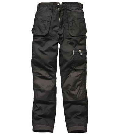 Dickies Eisenhower black work trousers