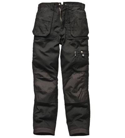 Dickies Eisenhower black work trousers
