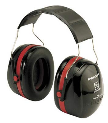 Peltor Optime ear defenders
