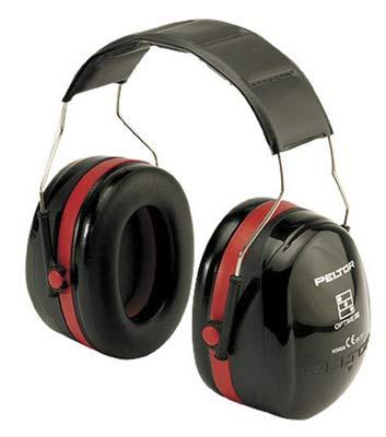 Peltor Optime ear defenders