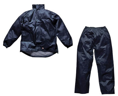 Dickies waterproof jacket and trousers